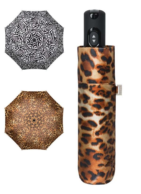 Dámský deštník Magic Carbonsteel Wild Satin DOPPLER