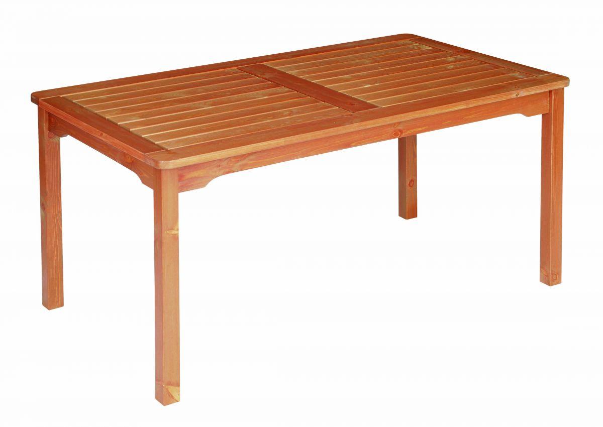 Stůl Wörthersee 150x90 cm Doppler