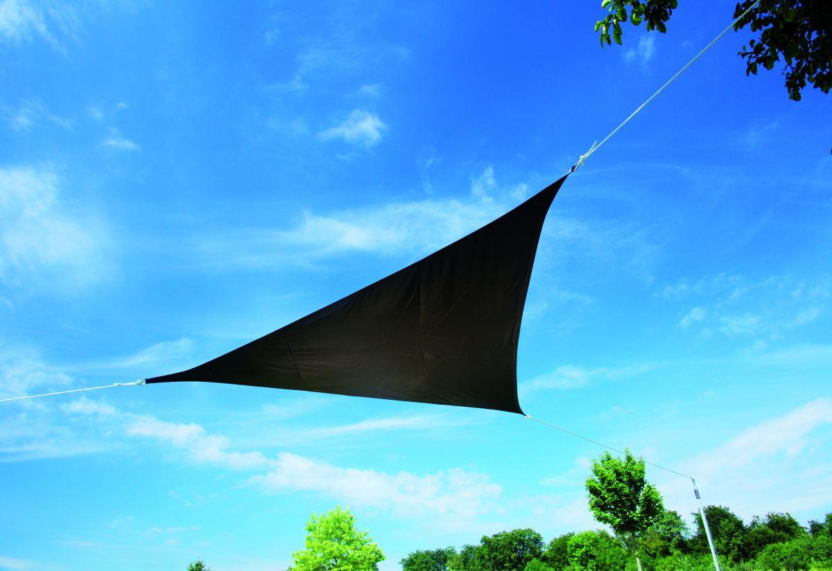 Sluneční clona AluPro trojúhelník 3,6 x 3,6 x 3,6 Doppler