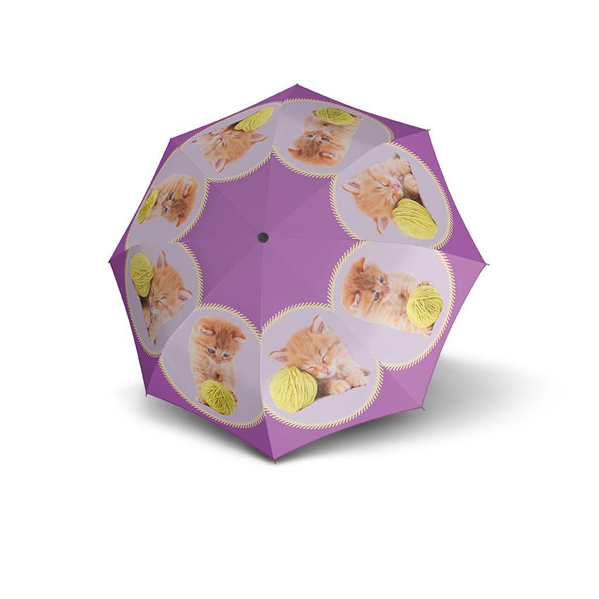 Dětský deštník Jugend Automatik Kitty DOPPLER