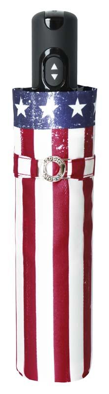 Dámský deštník Magic Carbonsteel Stars & Stripes DOPPLER