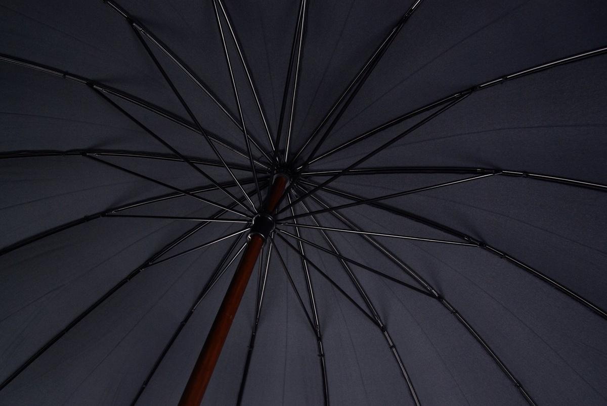 Pánský deštník London DOPPLER vínový
