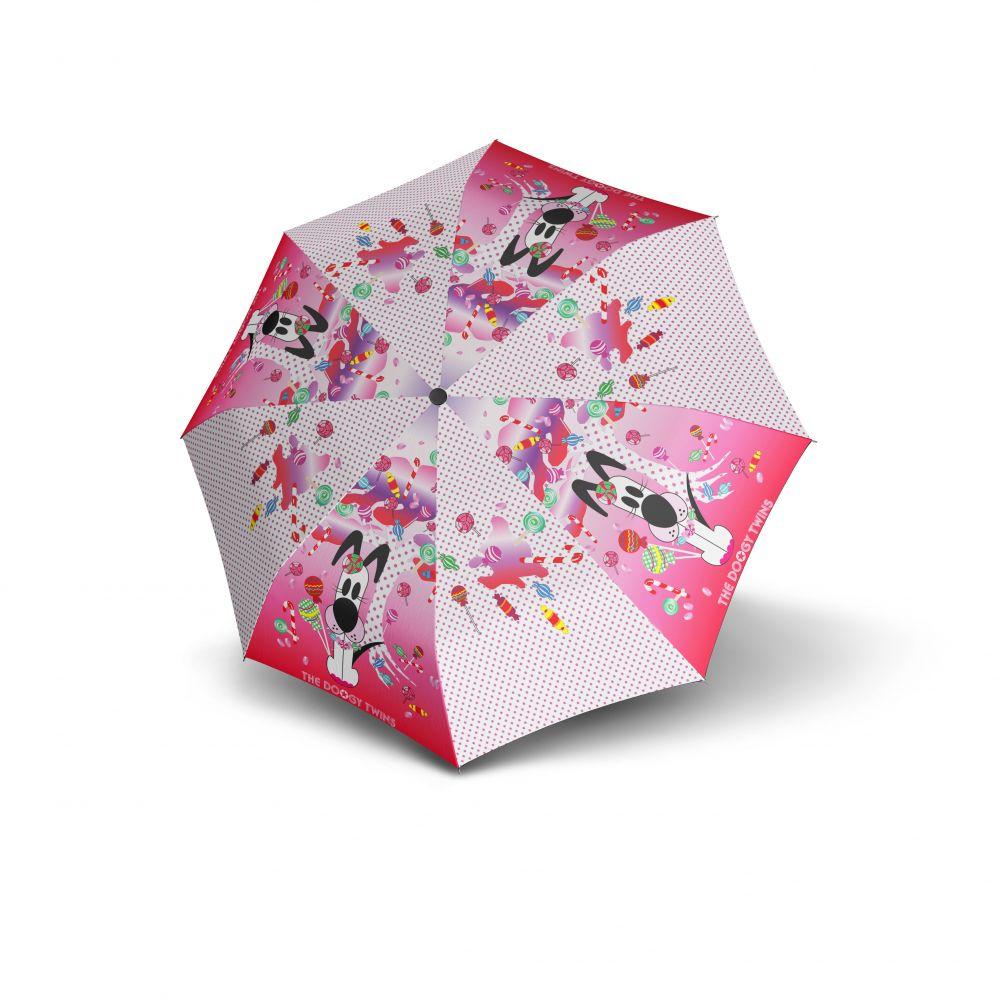 Dětský deštník Kids Doogy Princess DOPPLER