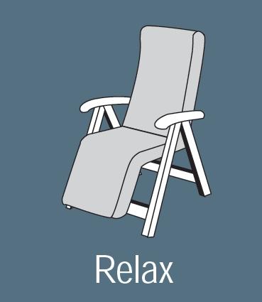 Polstr LIVING 5113 relax Doppler