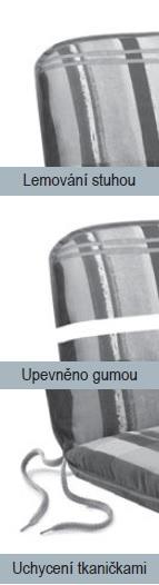 Polstr BASIC 24 lehátko Doppler