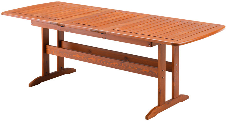Rozkládací stůl Wörthersee 170/220x90 cm Doppler