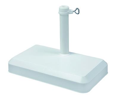 Balkonový sokl 20 kg bílá barva Doppler