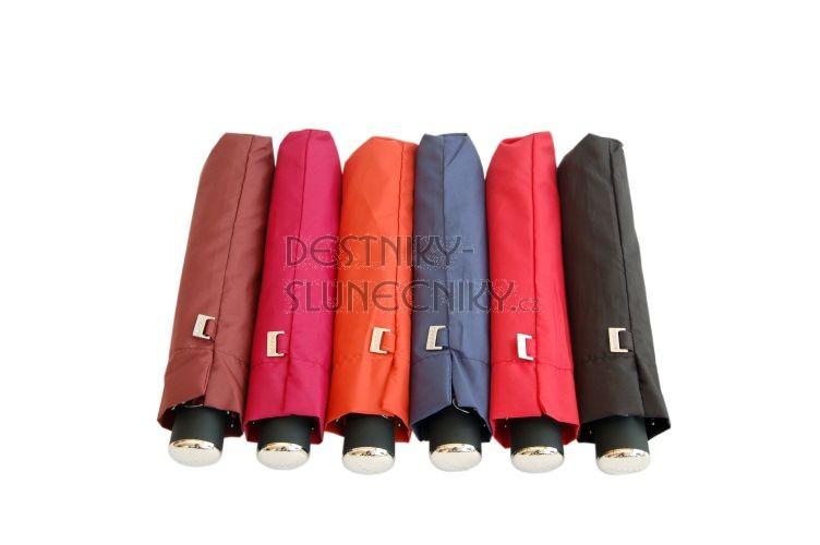 Dámský deštník Uni Clip Carbon Automatik DOPPLER
