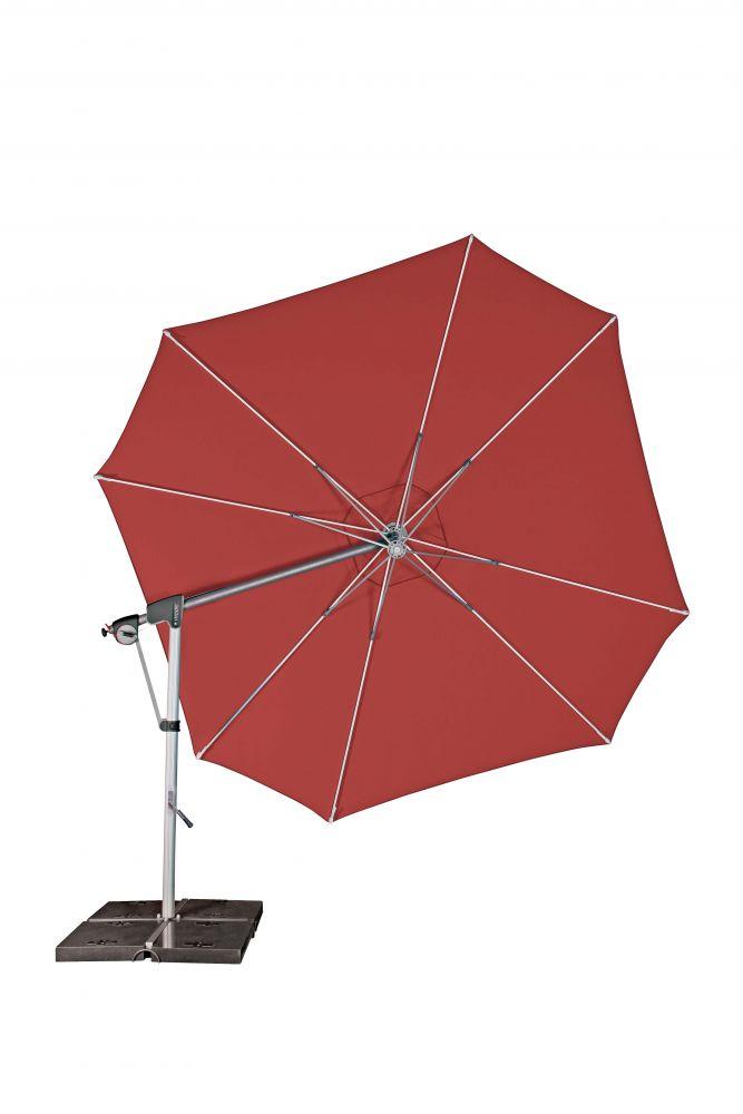 Slunečník Protect 400P Doppler kompletní